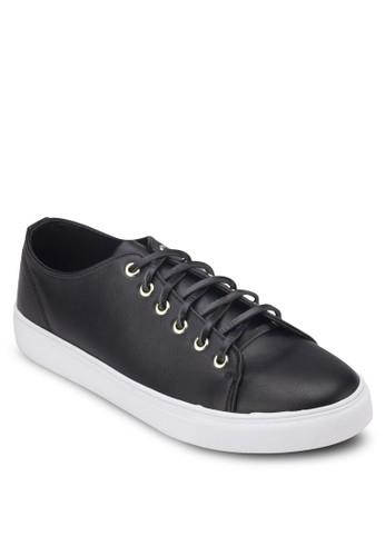 zalora鞋子評價繫帶平底休閒鞋, 女鞋, 休閒鞋