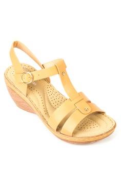 Kaia Wedge Sandals