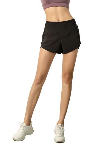 HAPPY FRIDAYS Women's Running Sports Cover Shorts DK07 A141BAA1164CEFGS_1