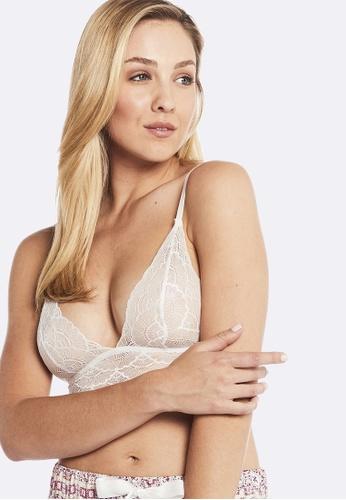 f3369c67b8 Buy Deshabille Fine Lace Bralette Online on ZALORA Singapore