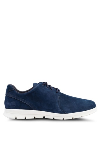 Timberland navy Graydon Hoverlite Oxford Shoes 00A2ASHA403402GS_1