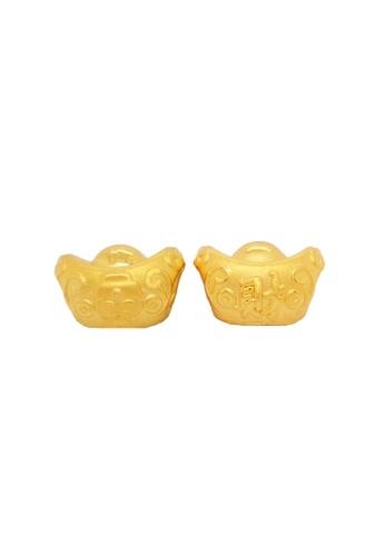 LITZ gold [Free Bracelet] LITZ 999 (24K) Gold Ingot Charm EPC0781 0792FAC93F9967GS_1