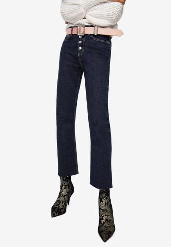 Mango blue Straight Lis Jeans 22D0AAADEC35F6GS_1
