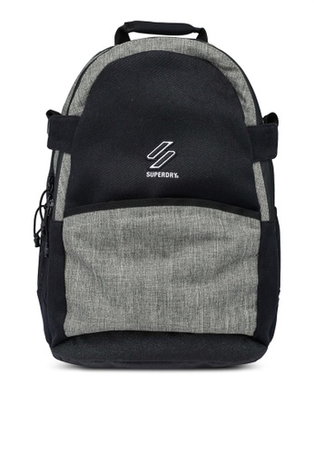 SUPERDRY grey Franchise Tarp Backpack - Sportstyle Code 6F62AAC02812EBGS_1