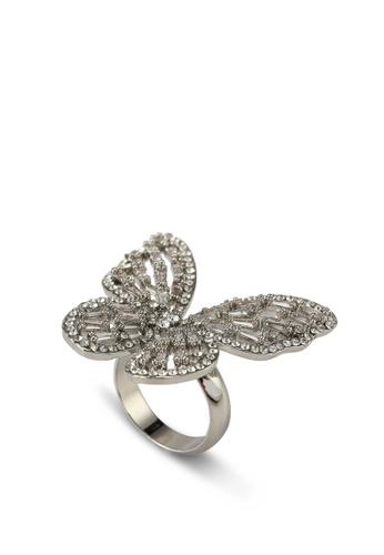 ALDO silver Unoewia Ring DFCE8AC709C1ADGS_1