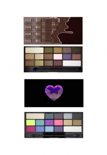 Makeup Revolution multi Set Special: Chocolate Sinner MA670BE65RSCSG_1