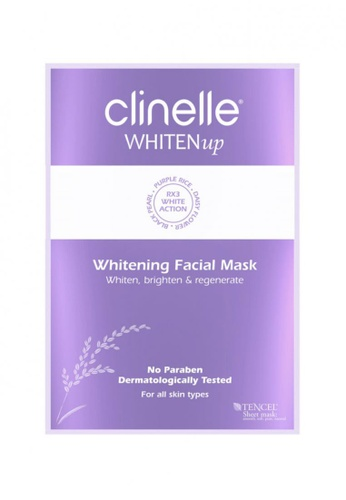 Clinelle Whitening: Clinelle [Official] Clinelle WHITENup Whitening Facial Mask CL708BE77YFAMY_1