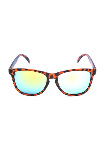 2i's to eyes green and multi 2i's Sunglasses - AmberA 2I983AC23OXWHK_1