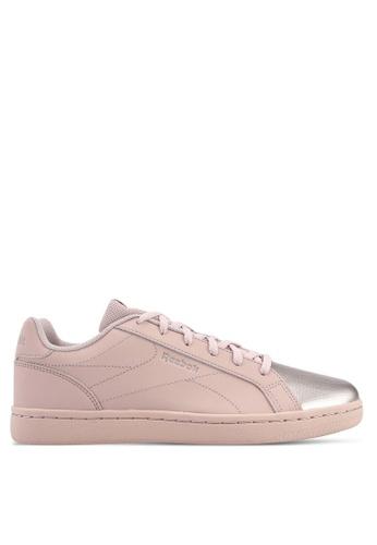 Reebok beige Reebok Royal Complete CLN Shoes 98BD1SH8FF2672GS_1