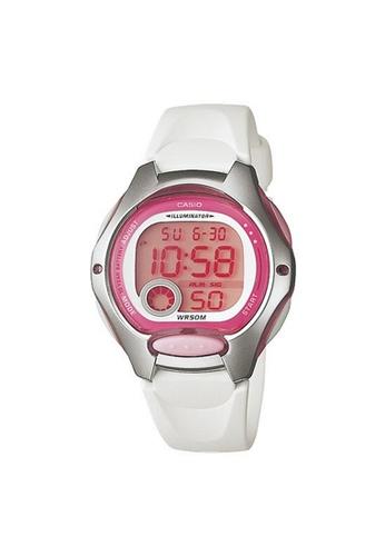 Casio white Casio Kids Digital Watch (LW-200-7AV) 74398KCA26EA42GS_1