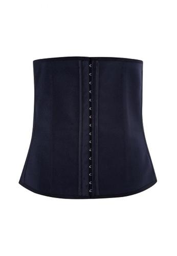 Chase Fashion black Latex Waist Cincher CH547US27JVWPH_1