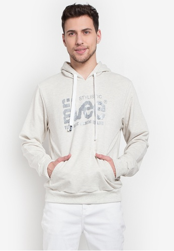 7116ea23bf76 Shop Stylistic Mr. Lee Fleece Hoodie Jacket Online on ZALORA Philippines