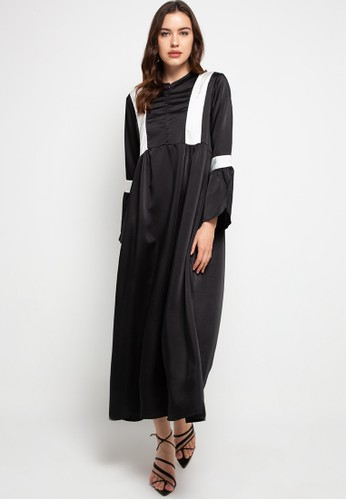Covering Story black Kiora Dress 86723AA23BC0C5GS_1