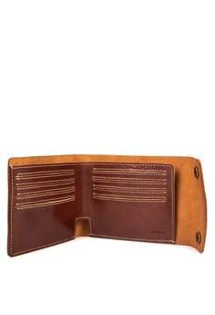 Fletcher Minimalist Leather Wallet
