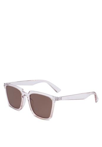 f3f50ddb80bc Buy ALDO Noawiel Square Sunglasses Online | ZALORA Malaysia