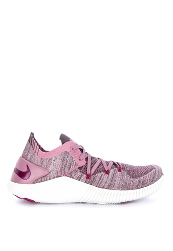 b41fe877f650 Shop Nike Nike Free Tr Flyknit 3 Shoes Online on ZALORA Philippines