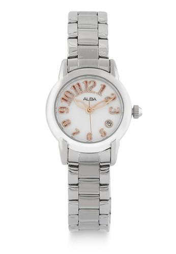 Alba silver Analog Watch Axt263 AL383AC0V8AZID_1