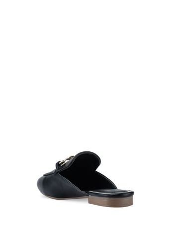 087e67d901113 Buy Nose Gold Buckle Slide On Mules Online on ZALORA Singapore