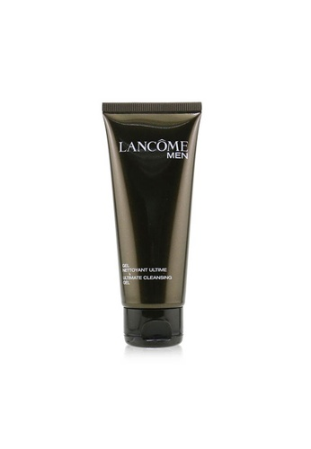 LANCOME LANCOME - Men Ultimate Cleansing Gel 100ml/3.3oz 0012EBE3B9DD00GS_1