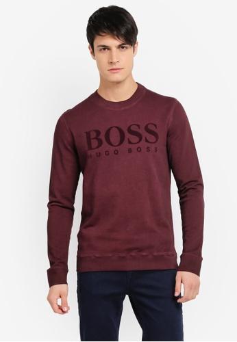 BOSS red Wlan Sweatshirt - Boss Casual BO517AA0SRBLMY_1