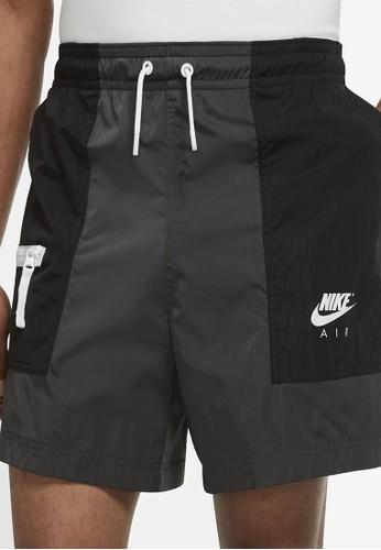 Nike black As M Nsw Nike Air Short 62551AAD348CC8GS_1