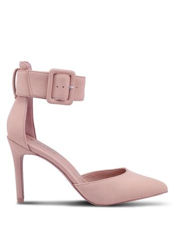 Call It Spring pink Zarya Heeled Shoes 12588SH8BD9588GS_1
