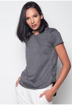 Chelle Long Back Shirt
