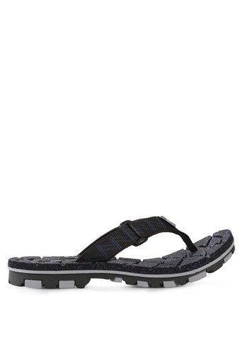 Homyped blue Fox 03 Men Sport Flip Flops HO842SH06HQNID_1