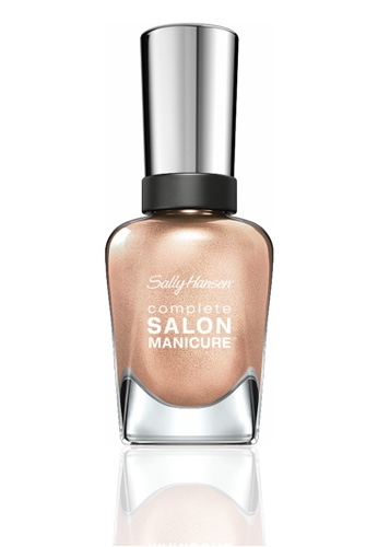 Sally Hansen n/a New Complete Salon Manicure with Keratin P&P in You Glow, Girl! SA454BE17HVYPH_1