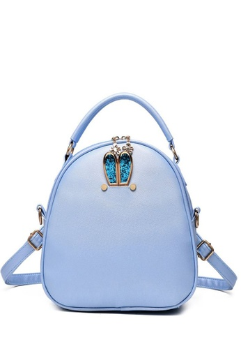 TCWK blue Ladies Backpack TC258AC73LGOMY_1