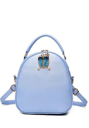 TCWK blue Ladies Backpack TC258AC73LGOMY_1