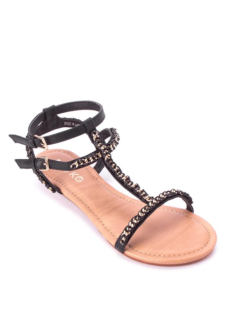 Roz Flat Sandals
