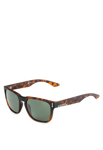 Dragon Alliance Aflect Polarized Sunglasses for Unisex Green