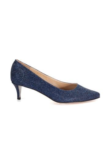 Shu Talk blue Glitter Me Elegant Medium High Heels B27F5SH800927CGS_1