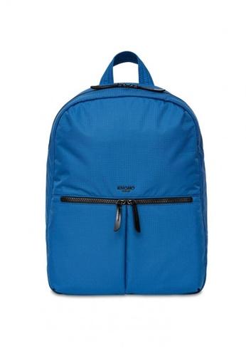 "knomo blue Berlin 15"" Backpack (Nautical Blue) 4B450ACB1694DFGS_1"