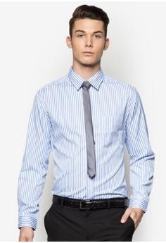 Medium Stripe Formal Shirt