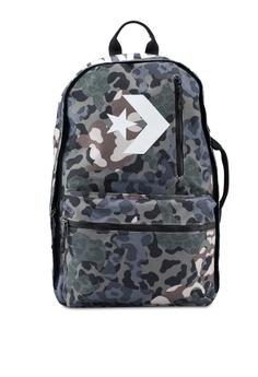 Converse green Converse All Star Street 22L Backpack C6176ACF38392CGS 1 72cc86c2c06a9
