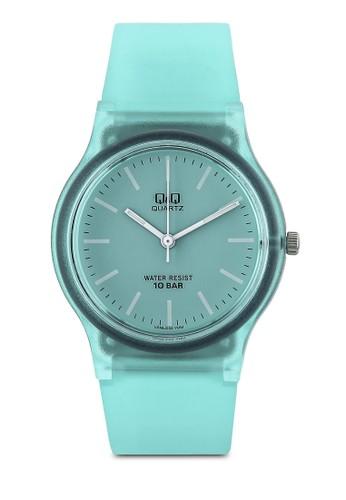 VP46Jesprit 價位032Y 糖果色三指針手錶, 韓系時尚, 梳妝