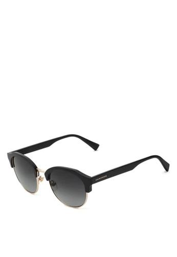 Hawkers black Rubber Black Gradient CLASSIC Sunglasses 31B57GL1FF6AFBGS_1