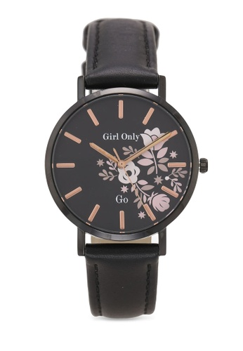 GO black Florale Watch 3D941ACDD73957GS_1