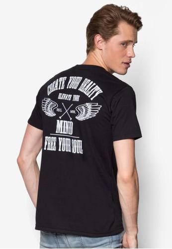 esprit專櫃圖文設計T 恤, 服飾, 服飾
