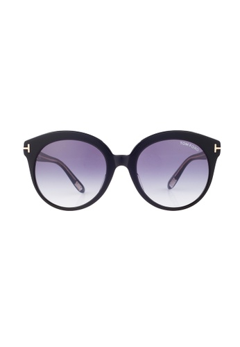 d0f571d929c Tom Ford blue TOM FORD Monica Sunglasses FT0429F 03W TO545AC13YQCMY 1