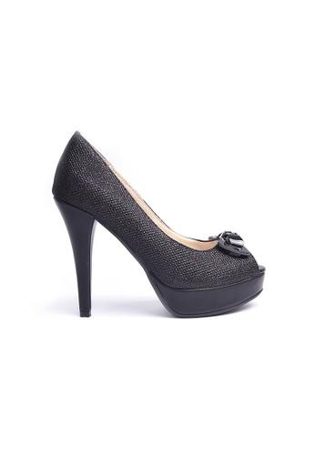 Elisa Litz black Franse Heels (Black) EL365SH0GMAKSG_1