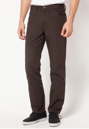 Watchout! Casual brown Five Pocket Pants 215 WA972AA00FBFID_1