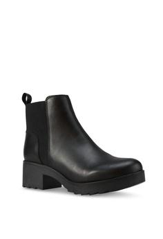 558cab2715d3fa ALDO Janowitz Ankle Heeled Boots RM 549.00. Sizes 6.5 7 7.5 8.5 9