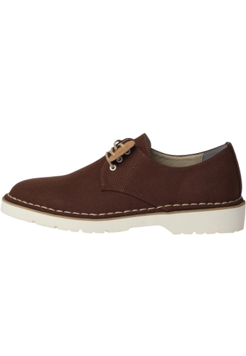 paperplanes Gadae-026 Casual 3-Holes Canvas Dress Loafers Shoes US Women Size PA110SH26ZRTHK_1