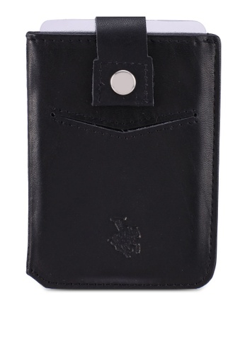 Swiss Polo black Card Holder 3FE1BACB99C3AEGS_1