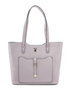 3521aa73ed PLAYBOY BUNNY purple Playboy Bunny Ladies Handbag DE6CCAC0DBF7ACGS 1