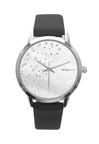 Wish/Key black Jam Tangan Wanita Wish/Key Tamara WK4015S/03 36FA2AC5480F89GS_1