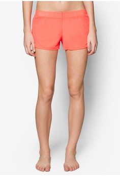 Solid Separates Mesh Shorts